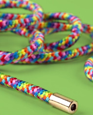 Phone necklace Disco under the Rainbow G